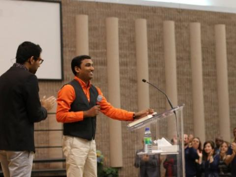 in Canada with Pastor Shyju Mathew